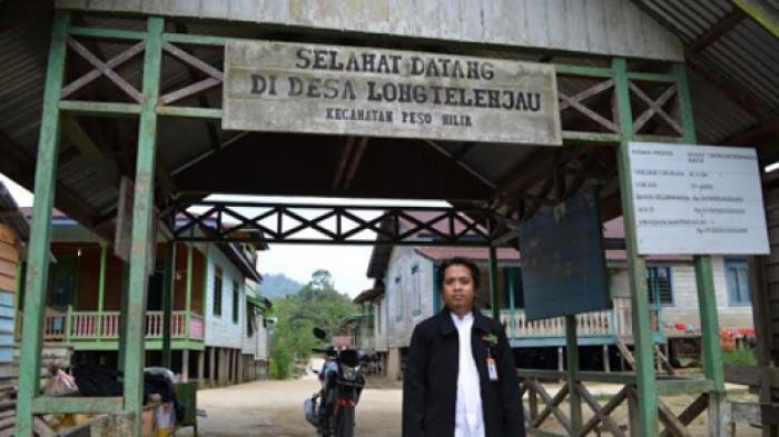 Mengunjungi Muslim Long Telenjau