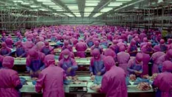 Klip Film Samsara tentang Rahasia Dapur Fastfood yang Bikin Merinding