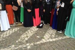 Kenakan Gamis, 30 Siswi Muslimah Ini Ditolak Masuk Sekolah