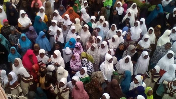 Muslimah Nigeria Tolak Seruan Pelarangan Hijab