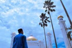Betapa Nikmatnya ke Masjid