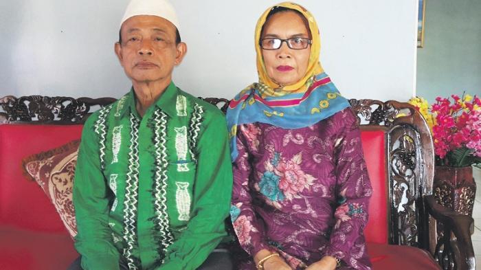 Aidil: Ayah dan Ibu Selalu Jalan Berdua