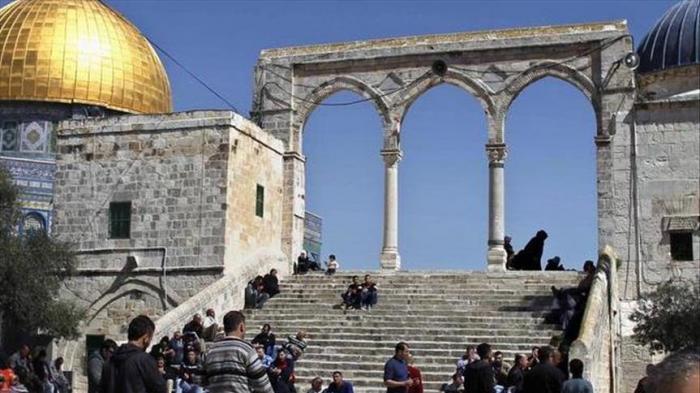 Warga Austria Gelar Unjuk Rasa Dukung Kemerdekaan Palestina