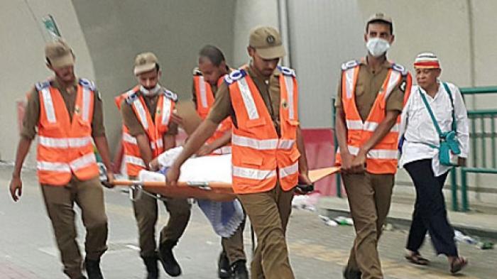 Sepekan Bersama Laskar Haji Arab Saudi