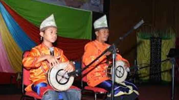 Seni Madihin akan Hibur Warga Banua di Jambi
