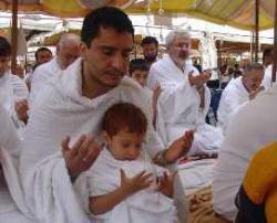 Menjelaskan Makna Ibadah Haji kepada Anak