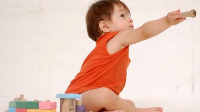 Memilih Mainan untuk Bayi Usia 9 sampai 12 Bulan