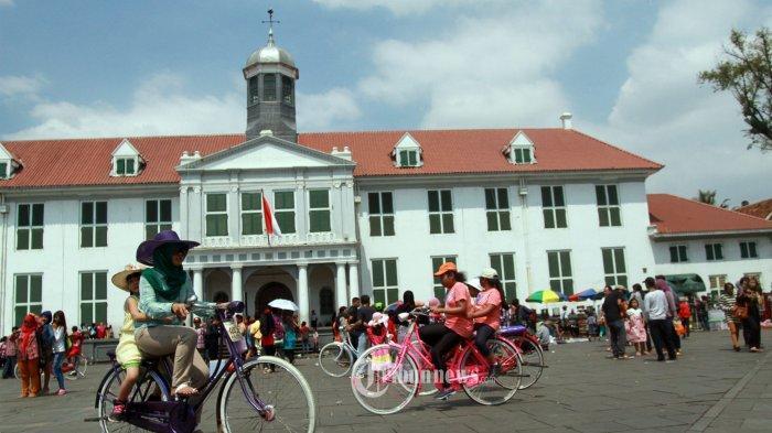 Festival Kota Tua Dibuka Menteri