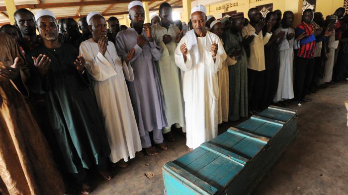 Muslim akan Terhapus dari Republik Afrika Tengah
