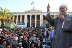 Muslim Athena Belum Miliki Masjid untuk Beribadah