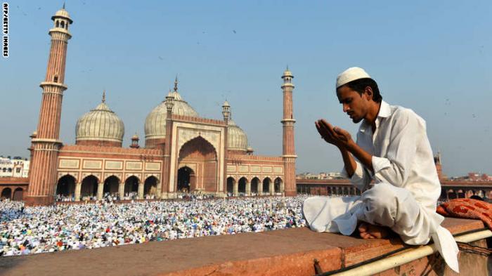 Sensus Tunjukan Jumlah Muslim India Terus Bertambah Setiap Tahunnya