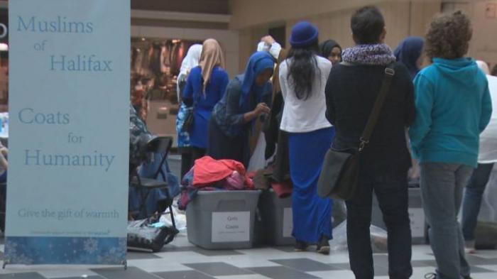 Muslim Kanada akan Bagikan Mantel Hadapi Musim Dingin