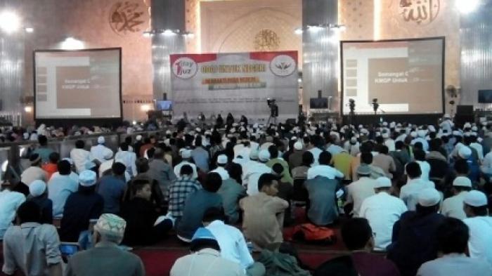 30.000 Anggota Odoj Hadiri OUN 2015 di Masjid Istiqlal