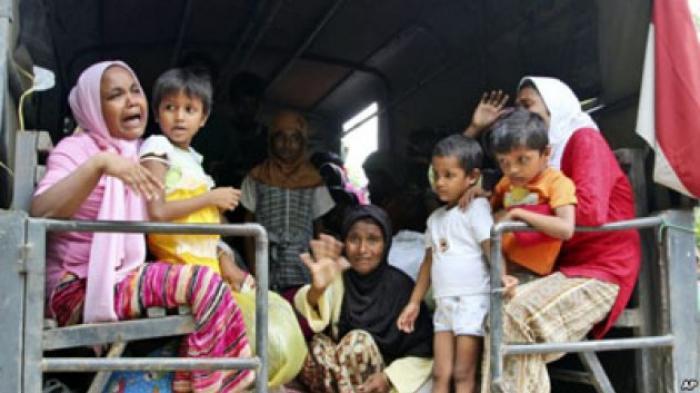 500 Warga Muslim Rohingya dari Myanmar Terdampar di Sumatera