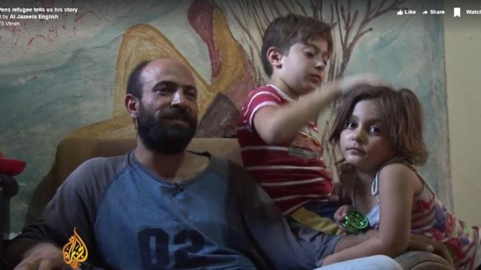 Abdul Halim Attar: Saya akan membantu warga Suriah lainnya