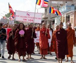 "Biksu Myanmar: ""Agama Islam Ancaman Serius Bagi Agama Buddha"""