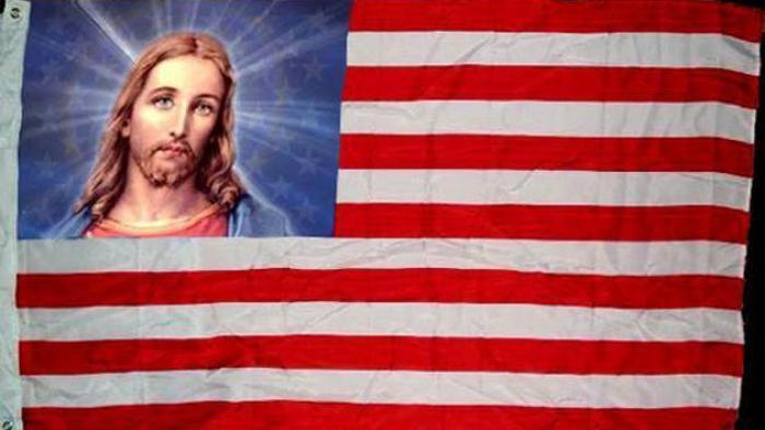 57 Persen Pemilih Partai Republik Ingin Kristen Jadi Agama Resmi Negara