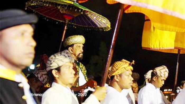 Meriahnya Malam Lailatul Qadar di Ternate