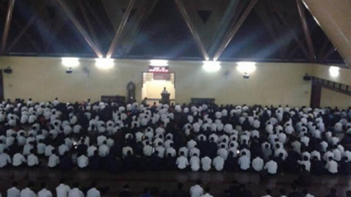 """Masjid IPB Launching """"Gerakan Shalat Subuh Berjamaah"""""""