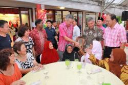 PM Singapura Puji Komunitas Muslim dalam Bangun Masyarakat Multi Agama