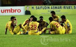 Demi Salat, Sriwijaya FC Ubah Jadwal Latihan