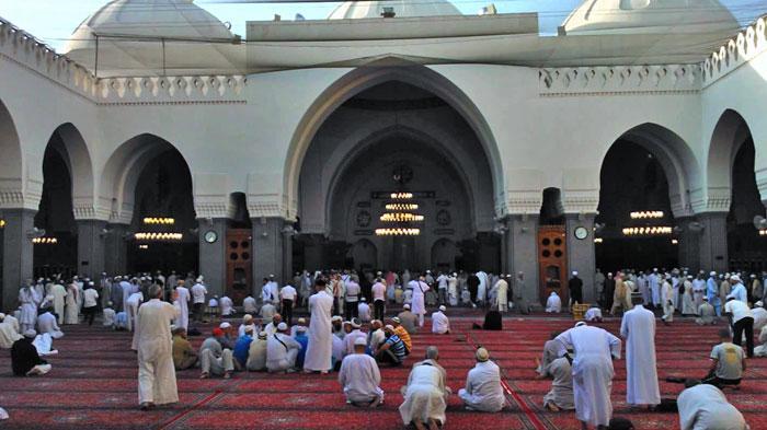 Salat di Masjid Quba seperti Umrah