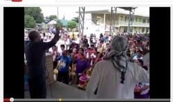 Satu Desa di Filipina Ikrarkan Syahadat