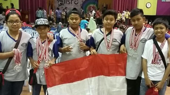 Siswa Madrasah Juara di International Islamic School Robot Olympiad