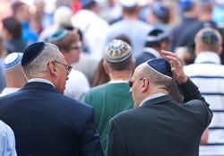 Tahukah Anda Apa Filosofi Topi Kecil Yang Sering Dipakai Orang Yahudi?