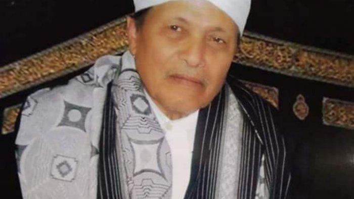 Abuya Syeikh H Abdussalam Ghaliby, Pemimpin Dayah Darul Ulumuddiniyah Aceh Barat Daya