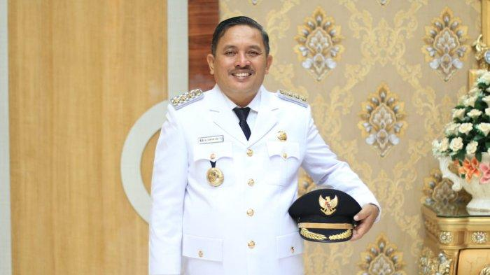 WALI Kota Subulussalam H Affan Alfian Bintang SE  (SERAMBINEWS.COM/KHALIDIN)