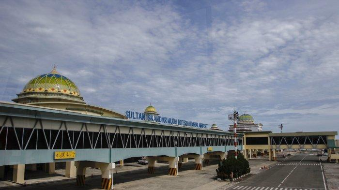 Bandara Sultan Iskandar Muda Blangbintang Aceh Besar, Pusat Bantuan Kala Tsunami Menerjang