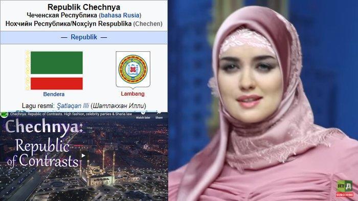 Chechnya, Republik Islam Dalam Negara Rusia, Mode Kelas Atas, Pesta Selebriti, dan Hukum Syariah
