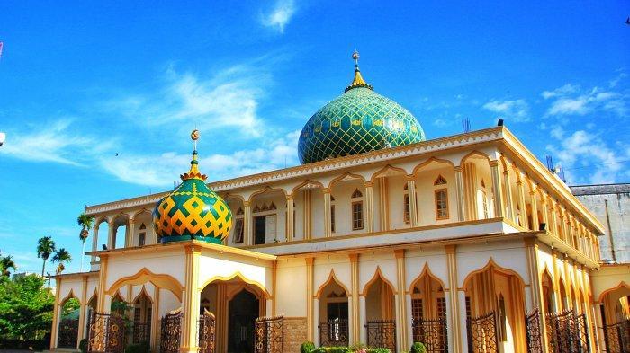 Almunawarah Masjid Pertama Subulussalam