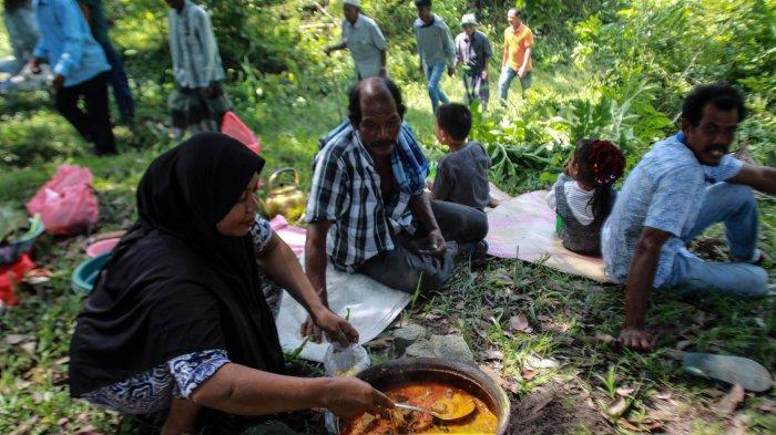 Khanduri Blang atau Kenduri Sawah, Tradisi Petani di Aceh Mendoakan Tanaman Padi Bebas dari Hama