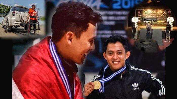 Muhammad Ichram, Jebolan MUQ Langsa Juara 1 Dunia Static Monsters, Kini Jadi Motivator Olahraga