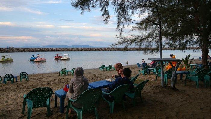 Pantai Uleelheue Banda Aceh, Titik 0 Tsunami Aceh