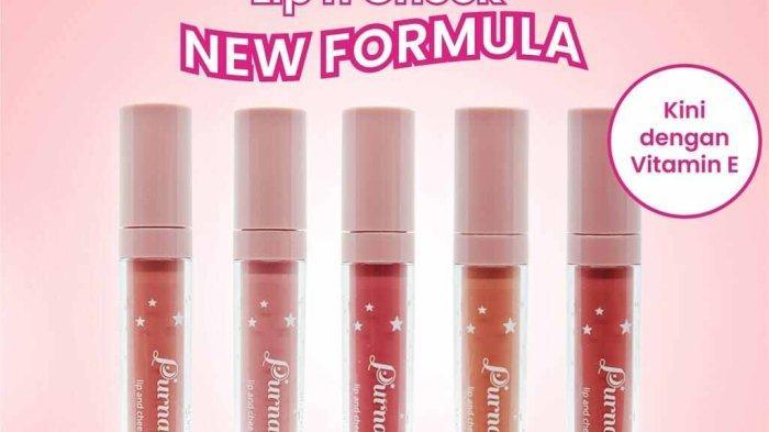 Penggunaan lip tint ini dinilai lebih natural ketika diaplikasikan untuk make up bergaya korea.