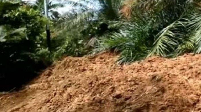 Terkubur Tanah Longsor di Tarakan, Ayah dan Anak Ditemukan Meninggal dalam Kondisi Berpelukan