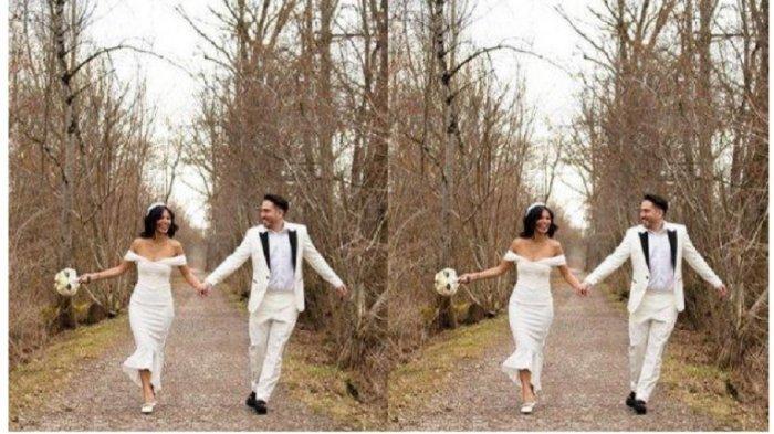 Viral Artis Cantik Dinikahi Pengusaha, Gaun Pengantin Disorot, Sebut Harganya Hanya Rp 89 Ribu