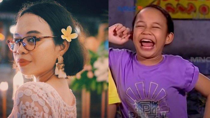 Jarang Tersorot, Ini 5 Potret Nisrina Nadhifah Pemeran Siti di Sinetron Si Entong, Kini Jadi Aktivis