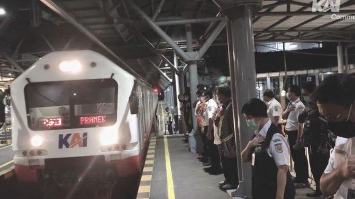 Video Upacara Pelepasan KA Prameks Solo-Jogja setelah 27 Tahun Eksis Bikin Haru