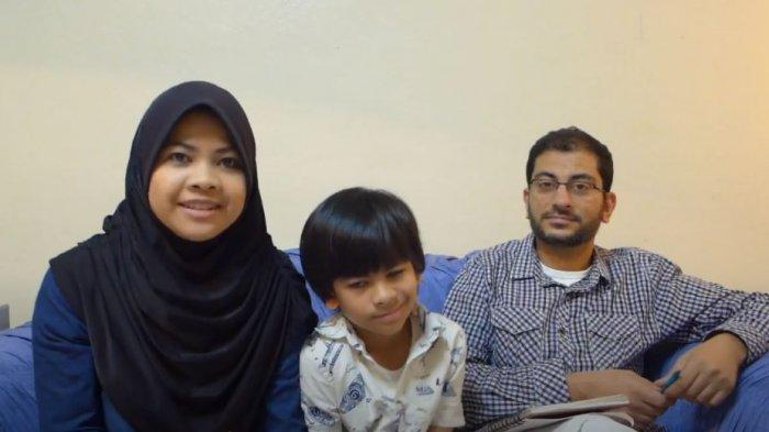 Dinikahi Pria Mesir, Wanita Asal Bengkulu Ungkap Perjalanan Cintanya, Sempat Diragukan Orang Tua