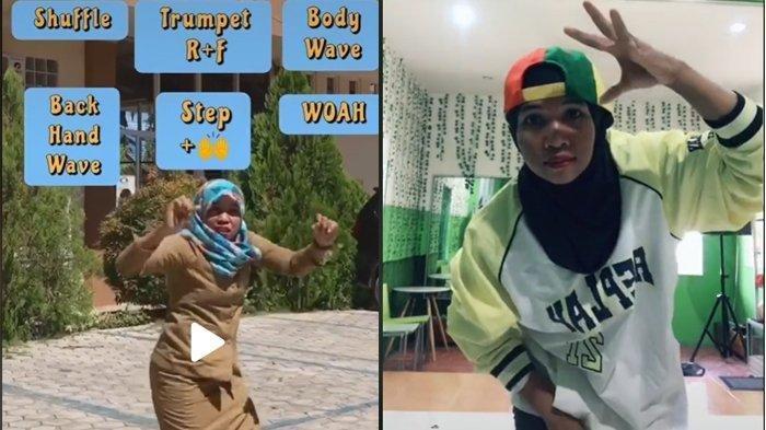 Viral Guru Honorer Jago Nge-rap dan Nge-dance di TikTok, Begini Kisah Dibalik Perjuangan Hidupnya