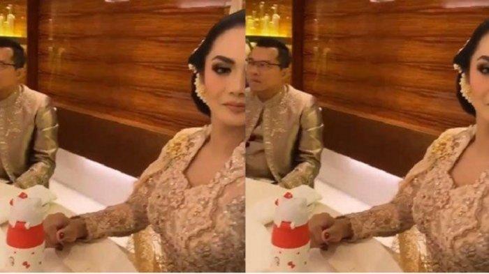 Krisdayanti Terekam Duduk di Samping Anang saat Nikahan Aurel-Atta, Reaksi Ashanty Disorot
