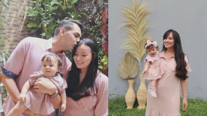 Asmirandah Bahagia Lihat Tumbuh Kembang Chloe, Intip Potretnya dan Jonas Rivanno saat Asuh Sang Anak