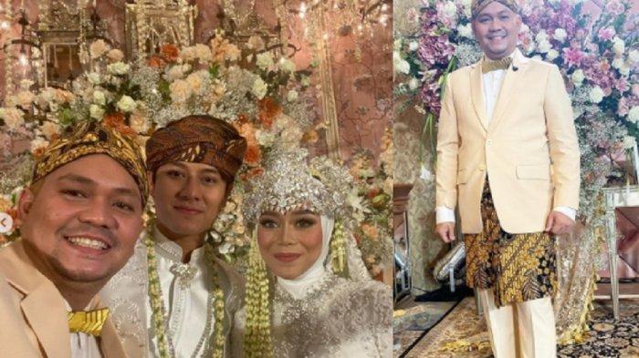 Bangga Bisa jadi MC di Pernikahan Lesti Kejora dan Rizky Billar, Indra Bekti Akui Dirinya Pansos