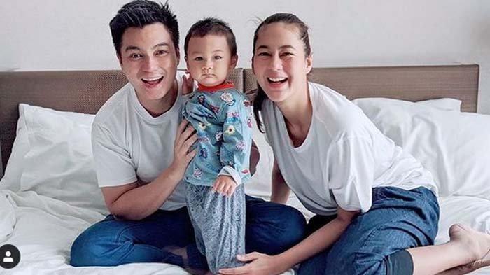 Kiano Rewel, Ternyata Putra Baim Wong Idap Flu Singapura, Paula Verhoeven: Merah-merah Kasihan