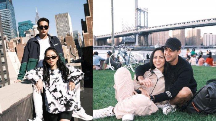 Rachel Vennya Bagikan Potret Bersama Salim Nauderer saat di New York, Didoakan Berjodoh