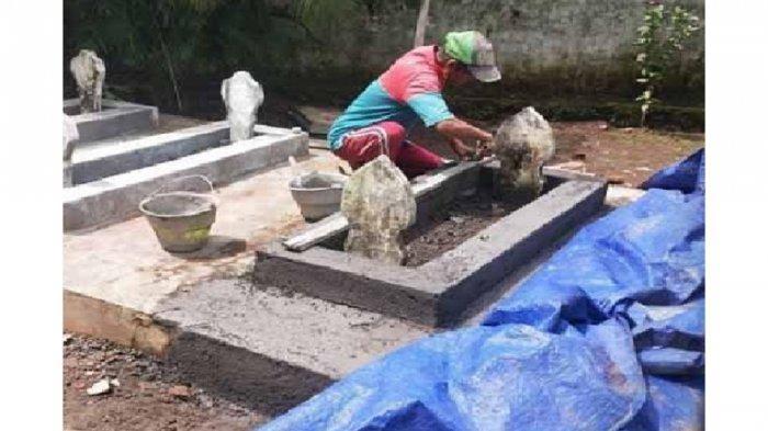 Makam KH Baidlawi Bondowoso